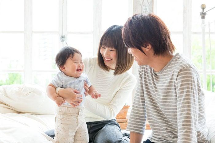 寶寶攝影機紀錄寶寶和家人的互動