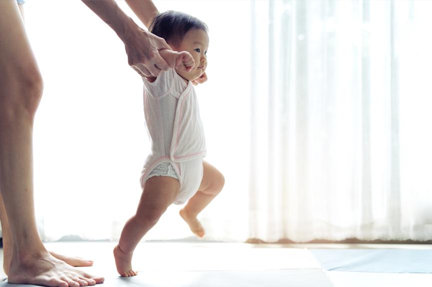 嬰兒發展重點