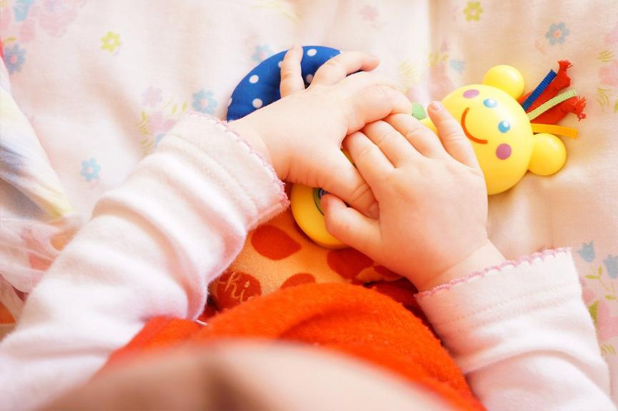 七個月寶寶潛能