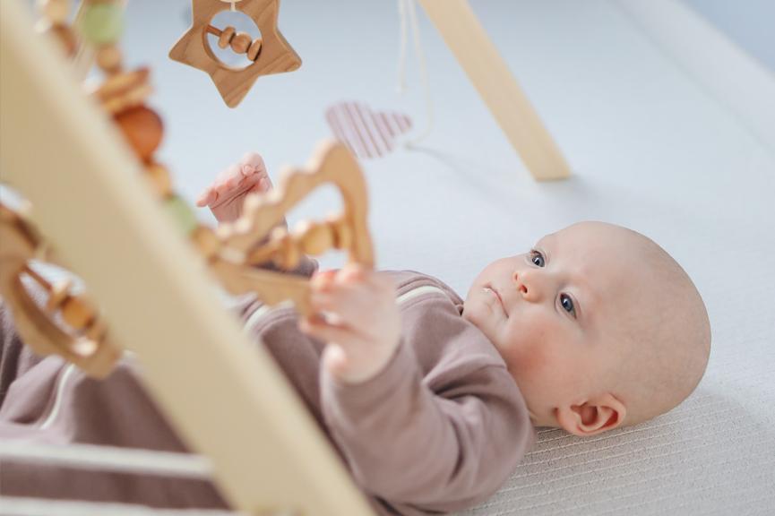 刺激寶寶感官發展
