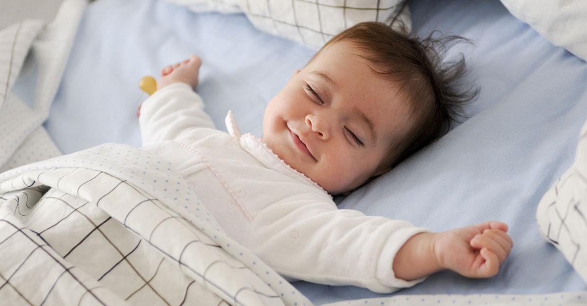 紀錄寶寶正在睡覺的模樣