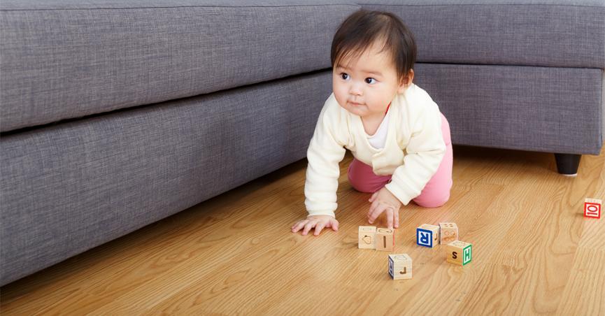 嬰兒發展知多少